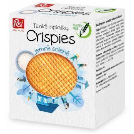 REJ Crispies oplatky bezlepkové jemně solené