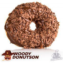 Donuter Donut Woody Donutson