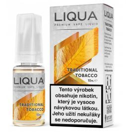 Liqua Traditional Tobacco 3mg CZ