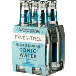 Fever-Tree Mediterranean Tonic PACK (4x200ml)