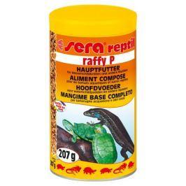 Sera krmivo pro vodní želvy Raffy P