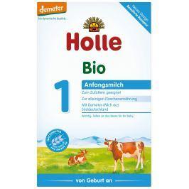 Holle BIO Dětské mléko 1 od narození