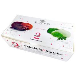 Motiko Dezert Čokoláda a Matcha 2 ks