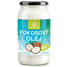 Allnature BIO Kokosový olej