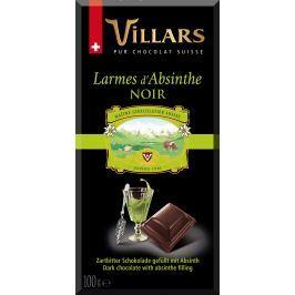 Villars hořká čokoláda s absinthem