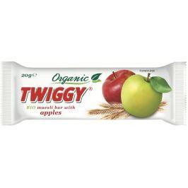 Twiggy BIO Organic müsli tyčinka s jablky