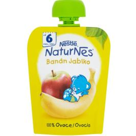 Nestlé kapsička banán a jablko