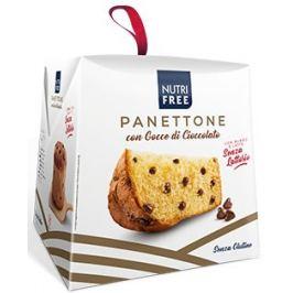 Nutrifree Panettone s kousky čokolády - bezlepkové
