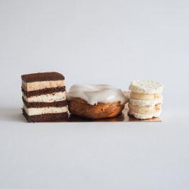 Cukrárna Myšák degustace 3ks