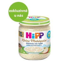 HiPP BIO Mléčná rýže s jablky