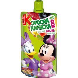 Kubík Disney Edition 100% ovocná kapsička malina