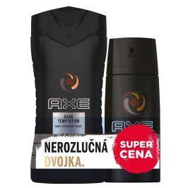 Axe Dark Temptation sprchový gel 250ml + Axe Dark Temptation deodorant sprej 150ml