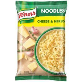 Knorr Nudle se sýrovou polévkou