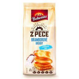 Bohemia Z pece Bramborové krekry s mořskou solí