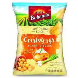 Bohemia Čerstvý sýr a jarní cibulka