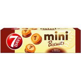 7Days Mini sušenky čokoláda