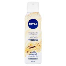 Nivea Vanilla Caramel Pečující sprchová pěna