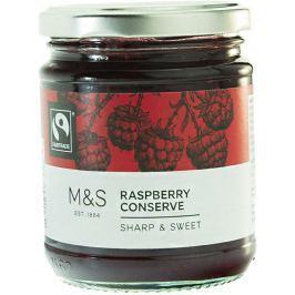 Marks & Spencer Malinový extra džem