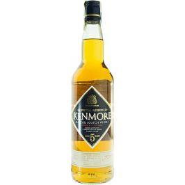 Marks & Spencer Pětiletá míchaná Skotská Whisky Kenmore