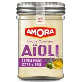Amora BBQ Aioli omáčka