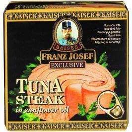 Franz Josef Kaiser Tuňák steak v rostlinném oleji