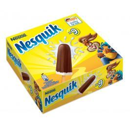 Nestlé Nesquik nanuky - multipack 9ks