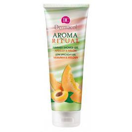 Dermacol Aroma Ritual sprchový gel meruňka a meloun