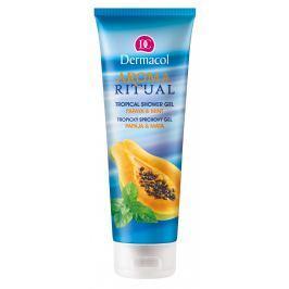 Dermacol Aroma Ritual sprchový gel papája a máta