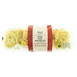 Marks & Spencer Sušené jemné vaječné nudle