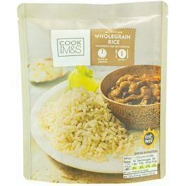 Marks & Spencer Vařená celozrnná rýže