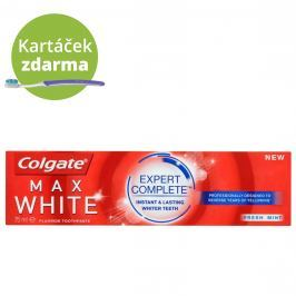 Colgate Max White Zubní pasta fresh mint