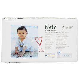 Eco by Naty Dětské ECO plenky Midi 4-9 kg (velikost 3) 50 ks