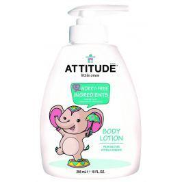 Attitude Dětské tělové mléko s vůní hruškové šťávy