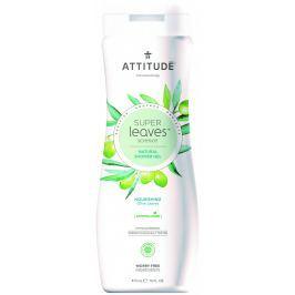 Attitude BIO Super leaves přírodní tělové mýdlo s detoxikačním účinkem - olivové listy