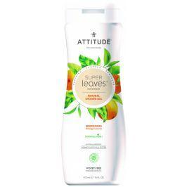 Attitude BIO Super leaves přírodní tělové mýdlo s detoxikačním účinkem - pomerančové listy