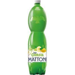 Mattoni Cedrata s příchutí citrusů perlivá