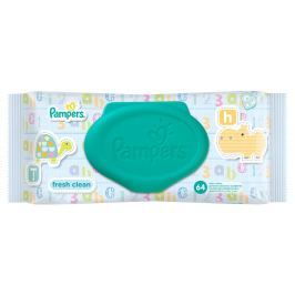 Pampers ubrousky Fresh Clean