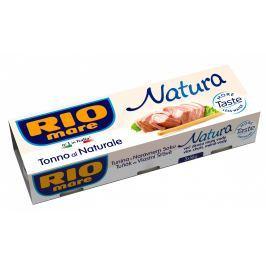 Rio Mare tuňák Natura 3x56g,