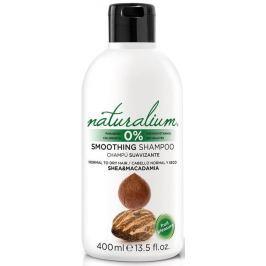 Naturalium šampon shea butter a makadamia