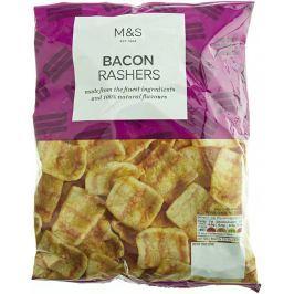 Marks & Spencer Pšeničný snack s příchutí anglické slaniny