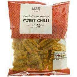 Marks & Spencer Snack s příchutí sladkého chilli