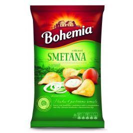 Bohemia Chips s příchutí Smetana a cibule