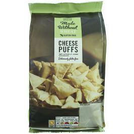 Marks & Spencer Bezlepkový bramborový snack se sýrem Gouda