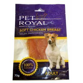 Pet Royal měkký pamlsek pro psy - kuřecí prsa