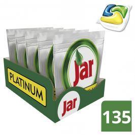 Jar Platinum Kapsle Do Automatické Myčky Nádobí Lemon 5 x 27ks