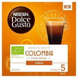 Nescafé Dolce Gusto BIO Colombia káva kapsle 12ks