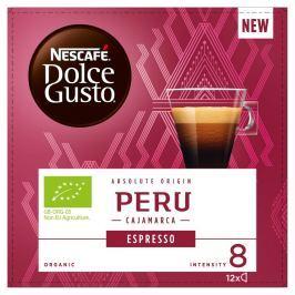 Nescafé Dolce Gusto BIO Peru Cajamarca káva kapsle 12ks