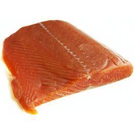 Divoký losos Sockeye filet s kůží