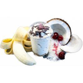 Element kokosový dezert