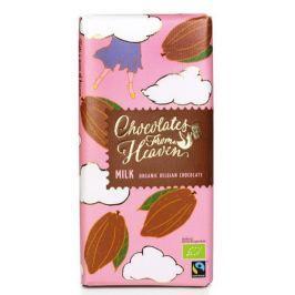 Chocolates From Heaven BIO Mléčná čokoláda 37%